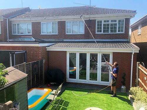 window cleaning 1 500 - SuperClean - Surrey Gutter Cleaning